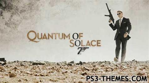 theme music quantum solace ps3 themes 187 007 quantum of solace