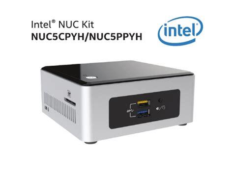 intel nuc nuc5cpyh 4h500 intel nuc gets braswell overhaul