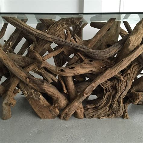 driftwood dining table by miller doris brixham