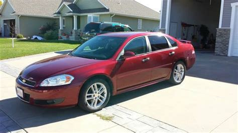 car engine repair manual 2011 chevrolet impala lane departure warning purchase used 2011 chevy impala ltz in alburnett iowa united states for us 14 000 00