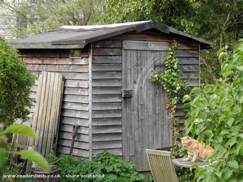 Writers Shed by The Writers Shed Workshop Studio From Shropshire By The