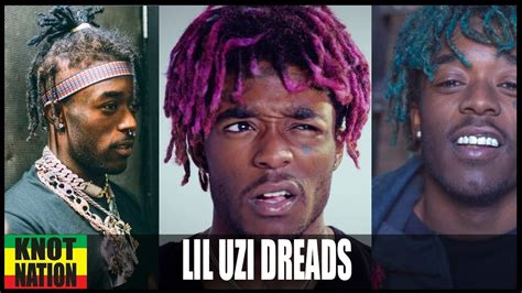 lil wayne dyed dreads lil uzi vert dreadlocks revisited green dyed dreads youtube