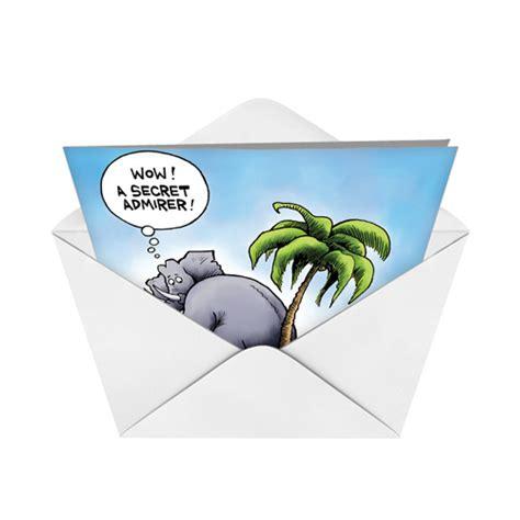 s day secret admirer cards secret admirer s day greeting card nobleworks