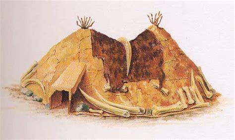 hutte préhistoire enterramientos historiae
