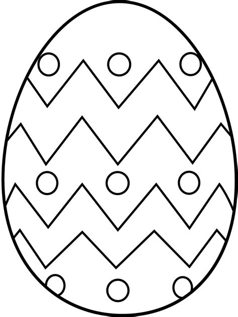 Easter Egg Printable Coloring Pages Depetta Coloring Easter Eggs Colouring Pages To Print