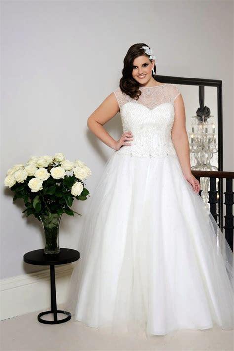 fotos vestidos de novias gorditas m 225 s de 25 ideas fant 225 sticas sobre vestidos de novia