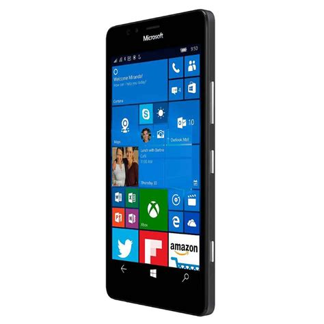 Microsoft Lumia 5 Inch microsoft lumia 950 5 2 inch 32 gb sim free smartphone black free shipping dealextreme