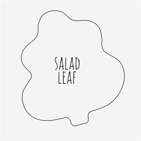 Simple Leaf Template by The Gallery For Gt Simple Leaf Outline Printable