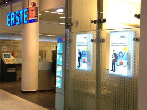 Erste Bank Bahnhof City Wien West