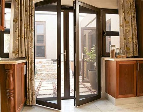 outswing patio doors with retractable screens 1000 ideas about doors with screens on