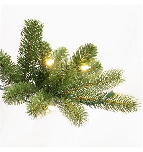 75 ft just cut norway spruce ez light artificial christmas tree with 800 color lights ge 7 5 ft pre lit led energy smart just cut colorado spruce artificial tree with color choice