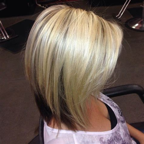 hilite placement on bob haircut highlight and dark underneath color нαιя ѕтуℓєѕ ι