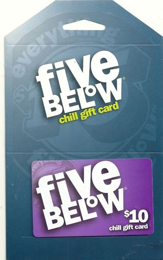 Five Below Gift Card - free five below 10 chill gift card gift cards listia com auctions for free stuff