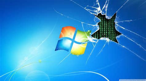 Windows 7 runs on the Matrix [Wallpaper]   dotTech