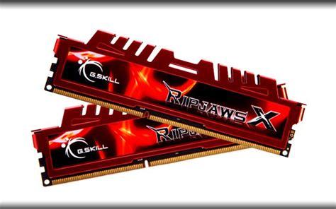 Ram G Skill ripjawsx f3 12800cl9d 8gbxl g skill ddr3 memory