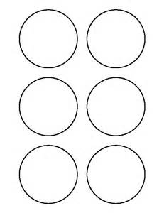 circle templates to print 3 inch circle pattern use the printable outline for