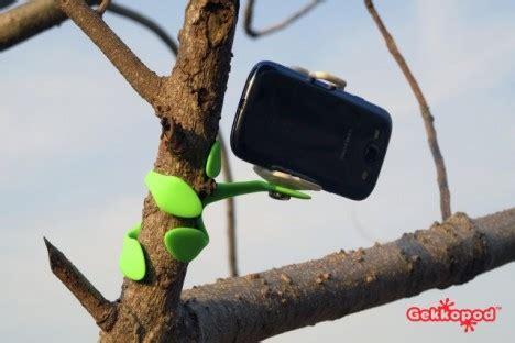 Fe054 Gekko Pod Gekkopod Pod Mini Tripod gadget gifts 15 slick smartphone add ons accessories