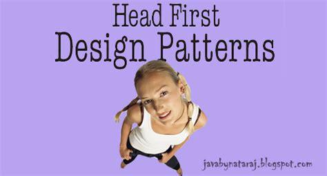 pattern design head first head first design patterns ebook download javabynataraj
