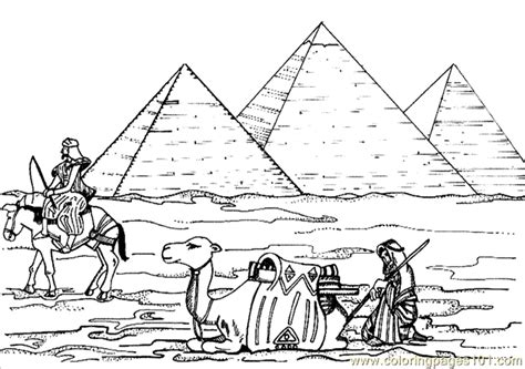 printable egyptian images coloring pages egyptian pyramids countries gt egypt
