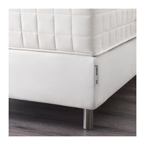 ikea espevar espev 196 r slatted mattress base white standard double ikea