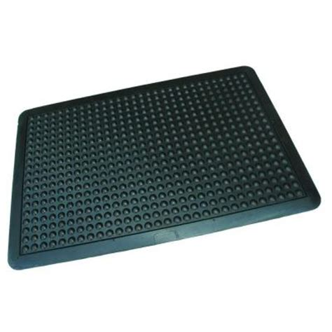 rhino anti fatigue mats ultra dome workstation 24 in x 36