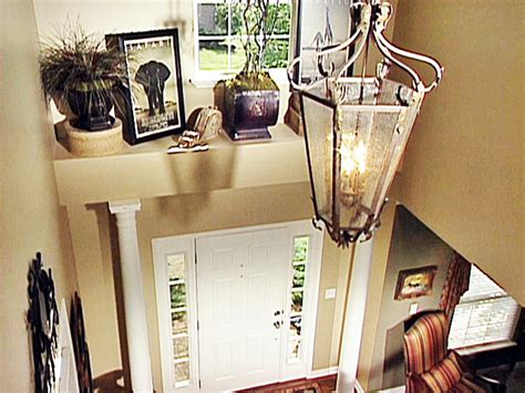 que es foyer adding character to a foyer diy