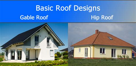 Hip And Gable Roof Design Pitched Roof Construction Roof Tiles Roof Design
