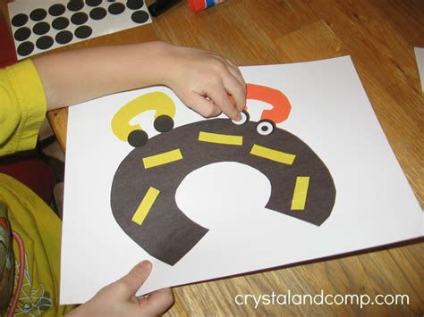 c crafts for letter of the week c is for car