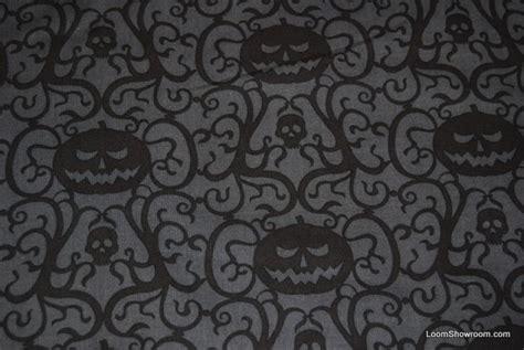 printable cotton fabric silhouette a219 vintage paper cut art halloween silhouette pumpkin
