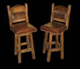 Western Leather Bar Stools by Western Bar Stools Foter