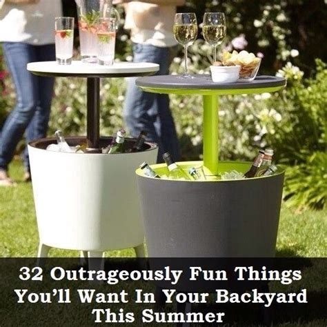 fun stuff to do in your backyard 32 outrageously fun things you ll want in your backyard