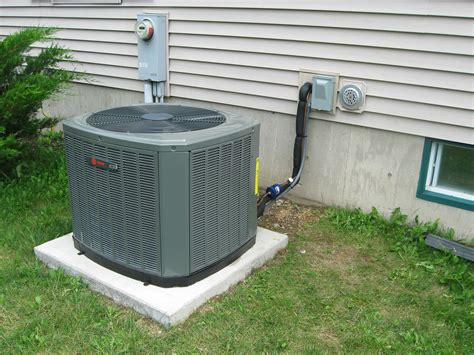 trane ac unit capacitor when to replace hvac system buckeyebride