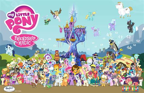 my little pony friendship is magic season 4 ep1 image season 4 poster jpg my little pony friendship is
