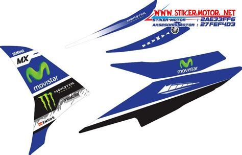 Striping Yamaha New Mx Fiat2 new jupiter mx stikermotor net
