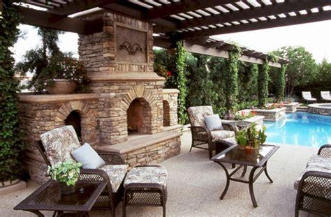 backyard fireplace ideas 24 beautiful backyard design with awesome fire pit ideas