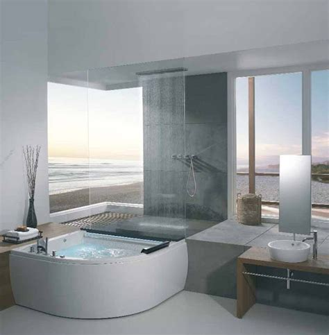 modern japanese bathroom overflowing with luxurious modern design k 196 sch tubs whirlpools if it s hip it s here