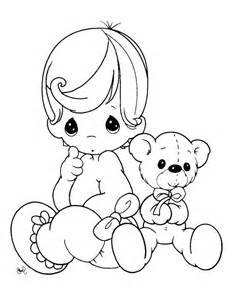 baby doll coloring pages printable page 1 sketch template
