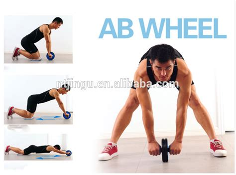 ab wheel abdominal exercise wheel outdoor exercise equipment weight lifting equipment buy