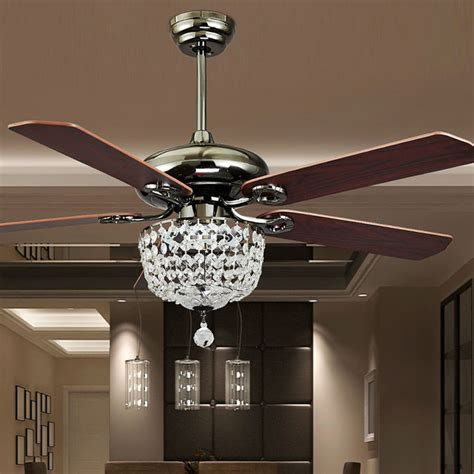 Fashion Vintage Ceiling Fan Lights Funky Style Fan Ls Living Room Ceiling Fans With Lights