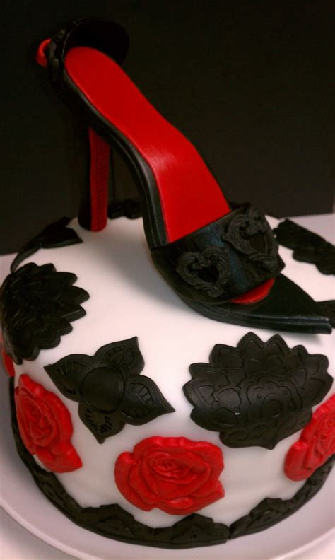 high heel birthday cakes high heel birthday cake cakecentral