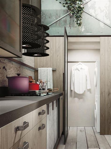 industrial style loft cucine industrial style loft di snaidero cose di casa