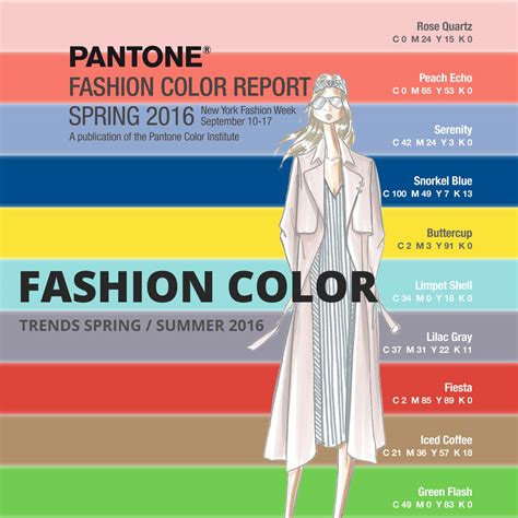 fashion colors for 2016 colours 2016 we know the trends of fashion colours for