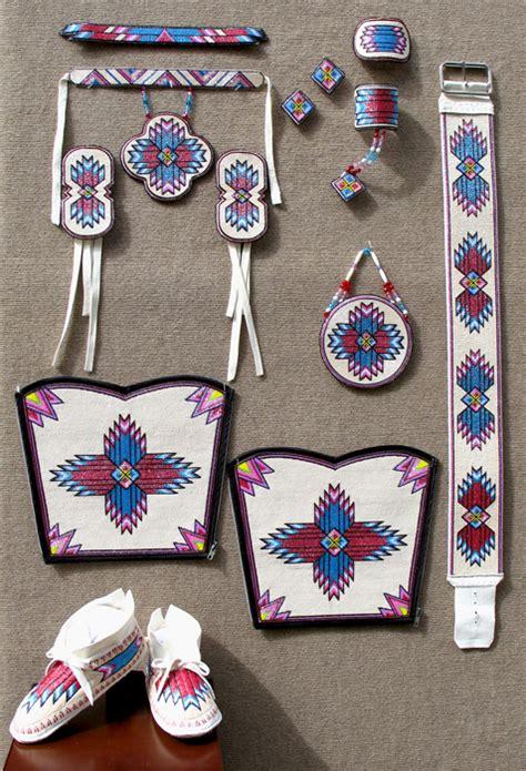 jingle dress pattern catalog of patterns kq designs native american beadwork powwow regalia and