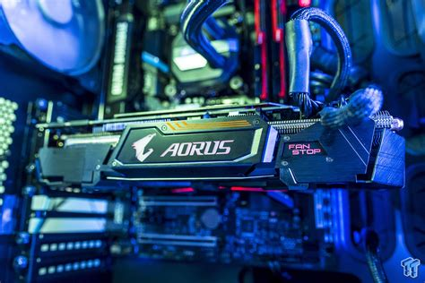 Sale Gigabyte Aorus Gtx 1080 Xtreme 8gb Gv N1080aorusx 8gd Gtx1080 aorus geforce gtx 1080 xtreme edition 8g review