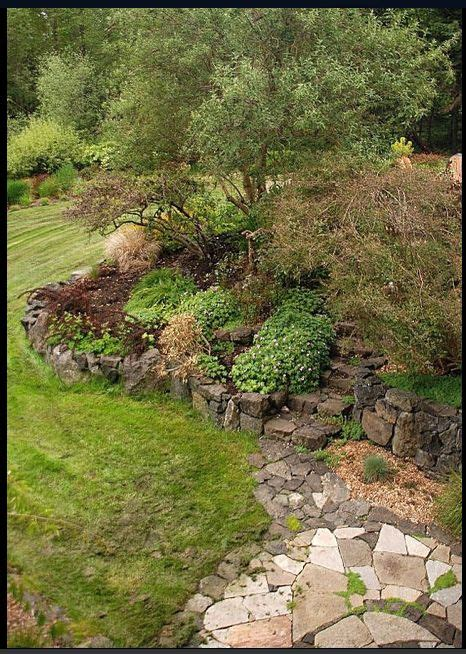 Bush Rock Garden Edging 200 Best Images About Garden On Gardens Raised Beds And Plants