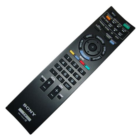 sony tv l replacement sony replacement remote control rm yd040 1 487 829 11
