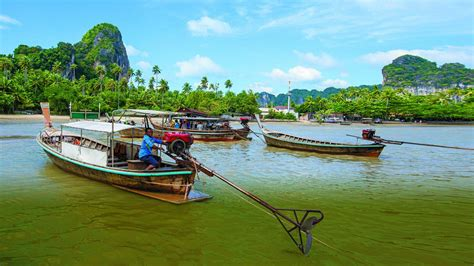 long tail boat motor how long tail boats keep southern thailand afloat post