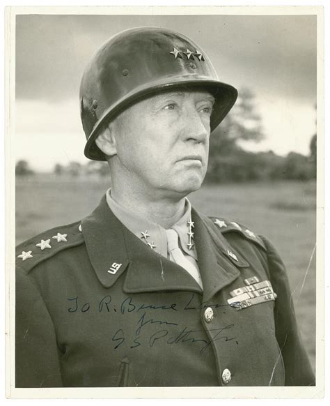 general george patton september 2014 stories and quotes from the mind and