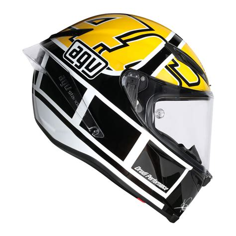 Helm Agv Vr 46 agv corsa r vr46 goodwood replica bikeworld ireland