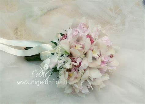 fiori di orchidee bouquet da sposa con orchidee fioraio napoli fiorista